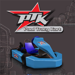 игра Paul Tracy Kart