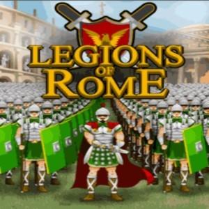 мобильная java игра Римские легионы