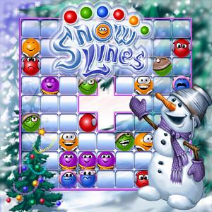 игра Snow Lines
