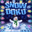 игра Snowdoku