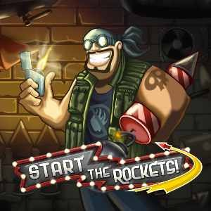 java игра Взрывная ракета (Android)