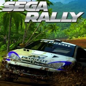 Sega Rally java-игра