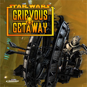 java игра Звездные Войны: Grievous Getaw