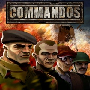 java игра Commandos
