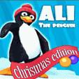 мобильная java игра Пингвин Али и Новый год