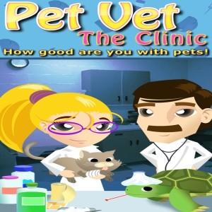 игра Pet Vet - The Clinic