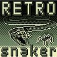 мобильная java игра Ретро змейка