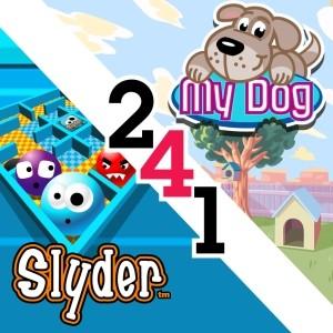 java игра 2 игры в 1 - Моя собака и Слай