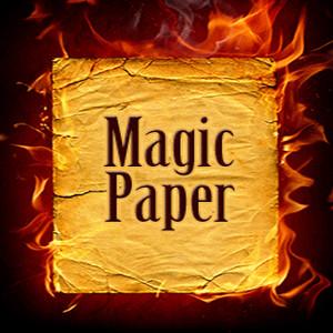 мобильная java игра Магический пергамент