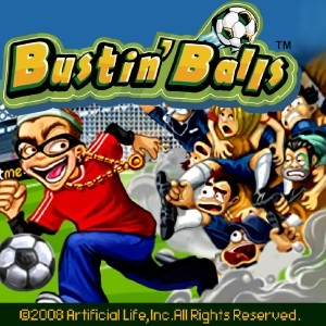 java игра The Bustin Balls