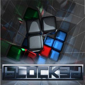 java игра Block 3D