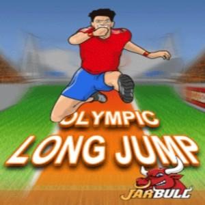 java игра Olympic Long Jump