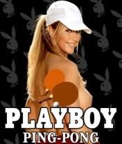 java игра PLAYBOY Ping-Pong