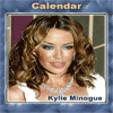 мобильная java игра Календарь - Кайли Миноуг