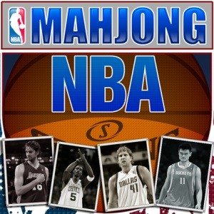 java игра NBA Маджонг