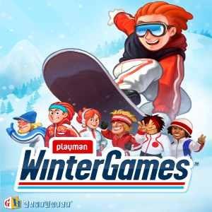java игра Playman - Зимние игры