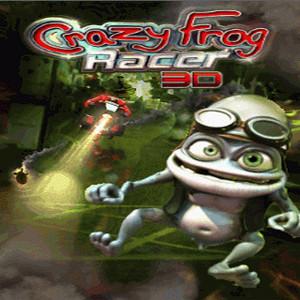 Crazy Frog Racer 3D java-игра