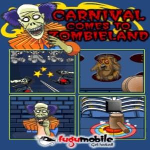 java игра Карнавал в Зомбилэнде