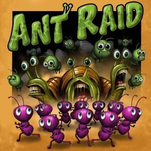 java игра Ant Raid (Android)