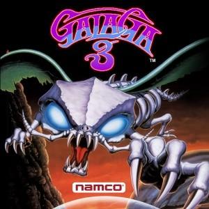 java игра Galaga 3