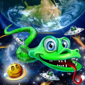 игра Змейка - Snake Delux 2