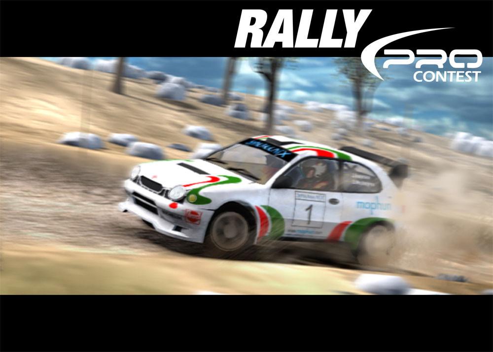 игра Rally Pro 3D