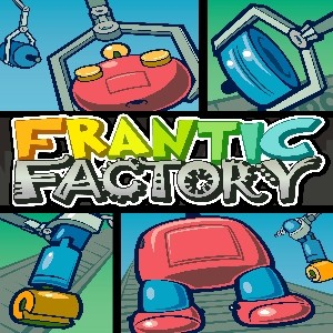 Frantic Factory java-игра