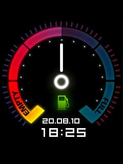игра Индикатор топлива Футура