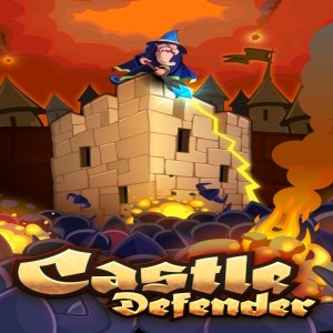 java игра Castle defender
