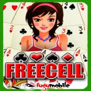 мобильная java игра Пасьянс Свободная Ячейка