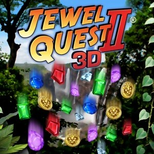 мобильная java игра Jewel Quest II 3D