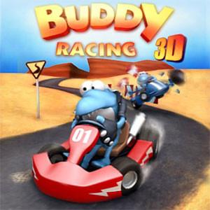 игра Buddy Racing 3D