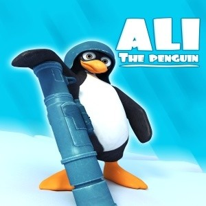java игра Пингвин Али