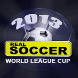 java игра Real Soccer 2013 - World League Cup