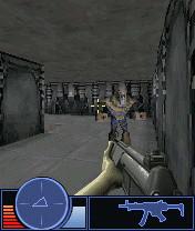 java игра Зарево войны 3D
