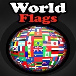 java игра Мировые флаги