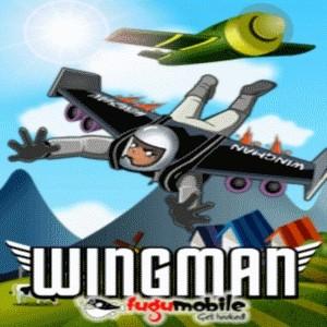 java игра Летающий Человек