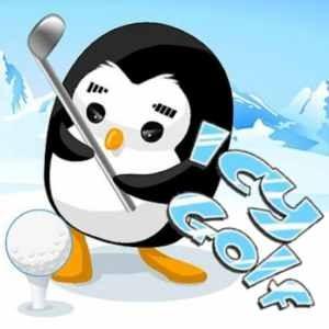 Ледяной гольф (Android) java-игра