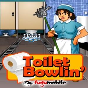 игра Туалетный боулинг
