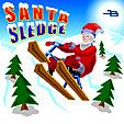 java игра Santa Sledge
