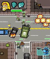 мобильная java игра Команда