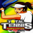 игра Тотальный теннис с девушками