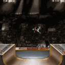 java игра ESPN X-Games Inline Skate