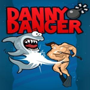 мобильная java игра Дэнни Дайвер