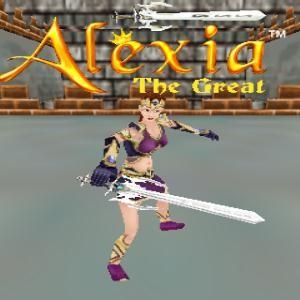 java игра Великая Алексия 3D