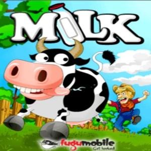 мобильная java игра Молоко
