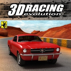java игра 3D Racing Evolution