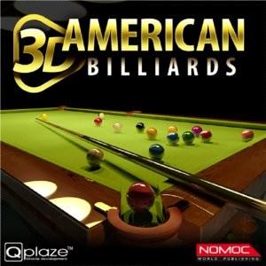 java игра 3D Американский Бильярд