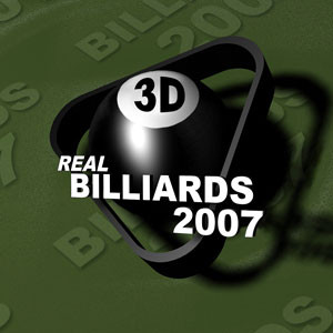 Real Billiards 2007 3D java-игра