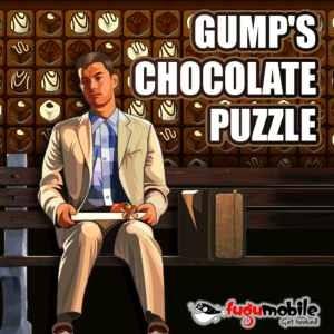 Шоколадная головоломка Форреста Гампа (Android) java-игра